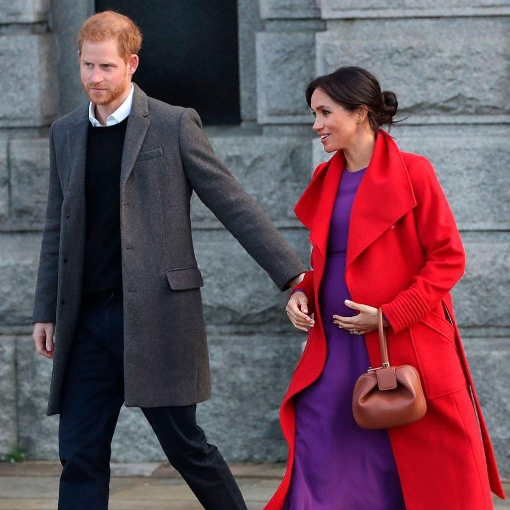 Los vecinos de Meghan y Harry se unen para proteger a la familia Sussex