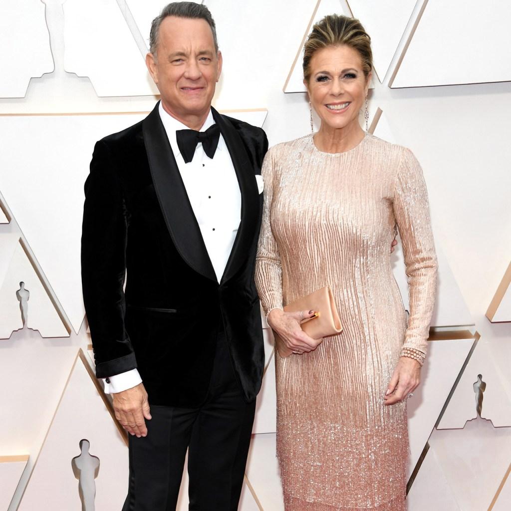 Tom Hanks y Rita Wilson dieron positivo la prueba de Coronavirus