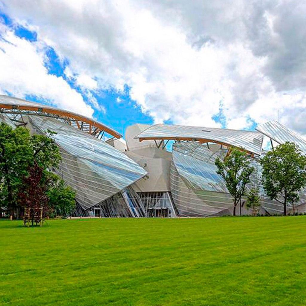 La fundación Louis Vuitton abre sus puertas para recorridos online