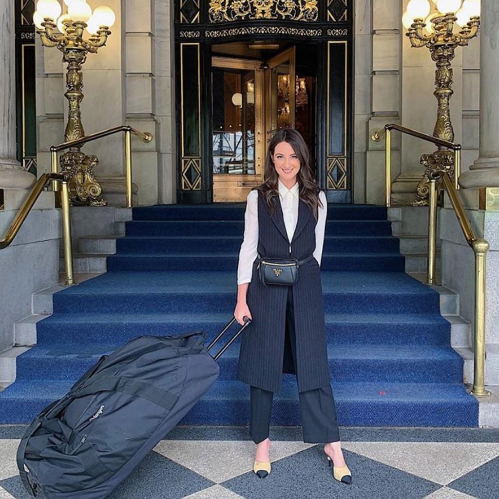 Micaela Erlanger: consejos de una stylist a todas las futuras stylists