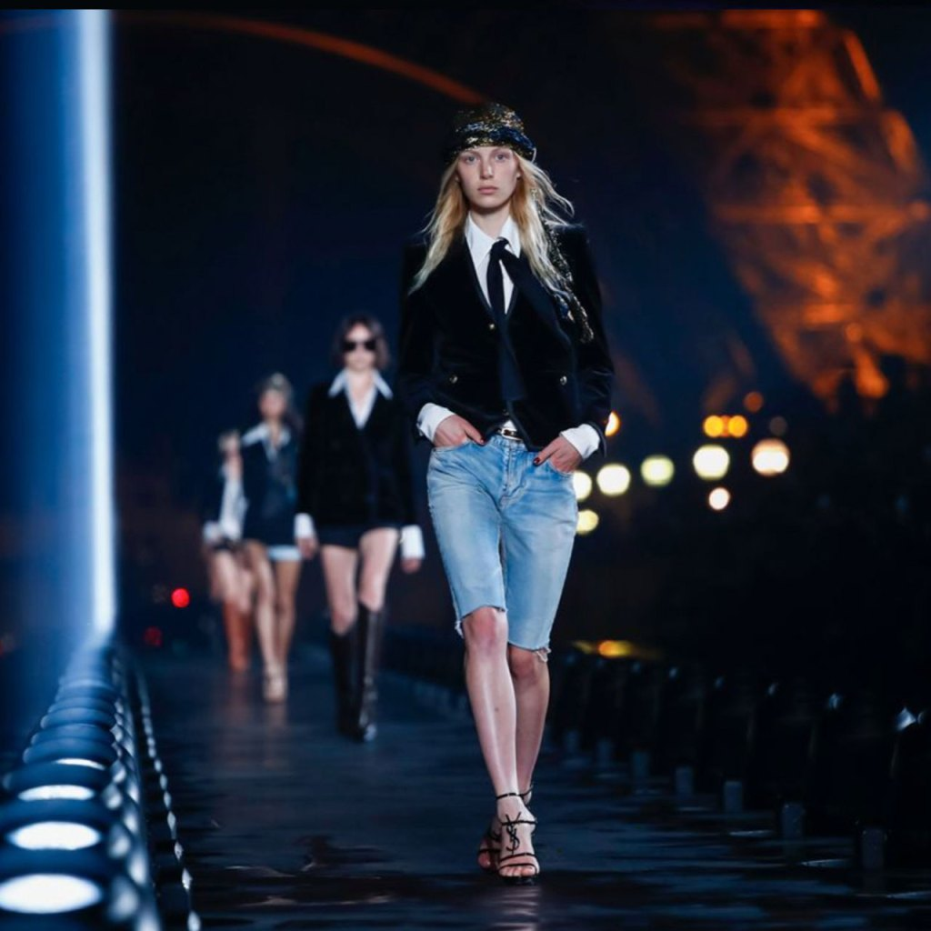 La razón por la que Saint Laurent no participará en Fashion Week