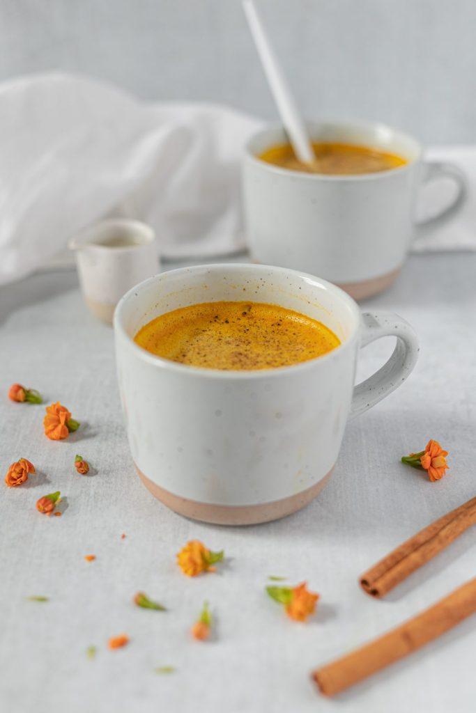 La única receta de Golden Milk que necesitas probar en la cuarentena