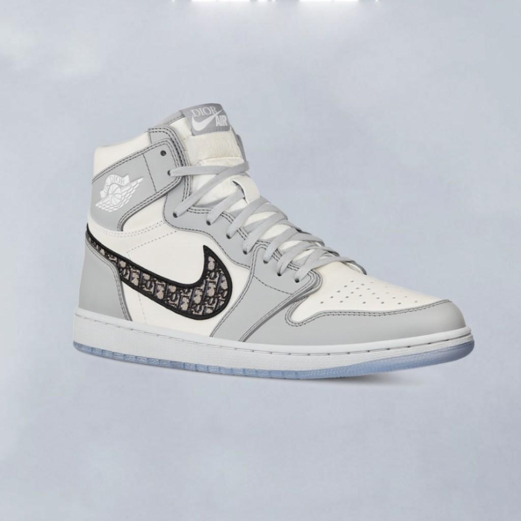 Es oficial: ya puedes tener tus sneakers Air Jordan 1 OG x Dior