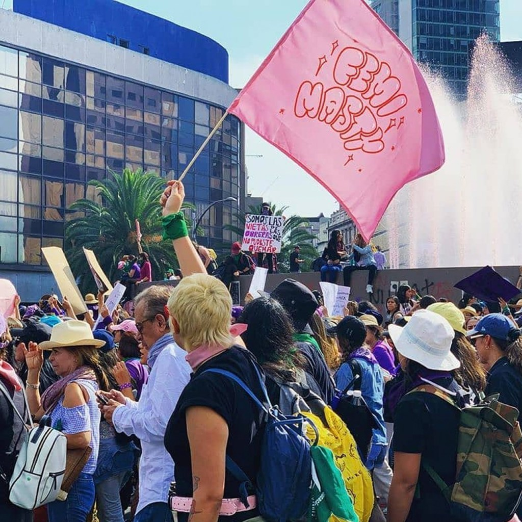 Feminasty, la colectiva que levanta la voz por las mujeres y la comunidad LGBTTTIQ+