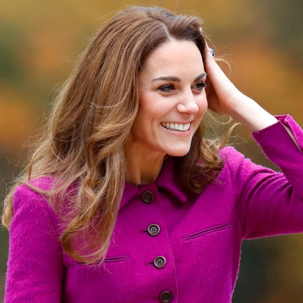 Kate Middleton acaba de usar aretes de solo $5 dólares