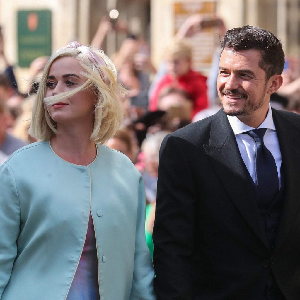 Katy Perry y Orlando Bloom, ¿se conocieron por una hamburguesa?