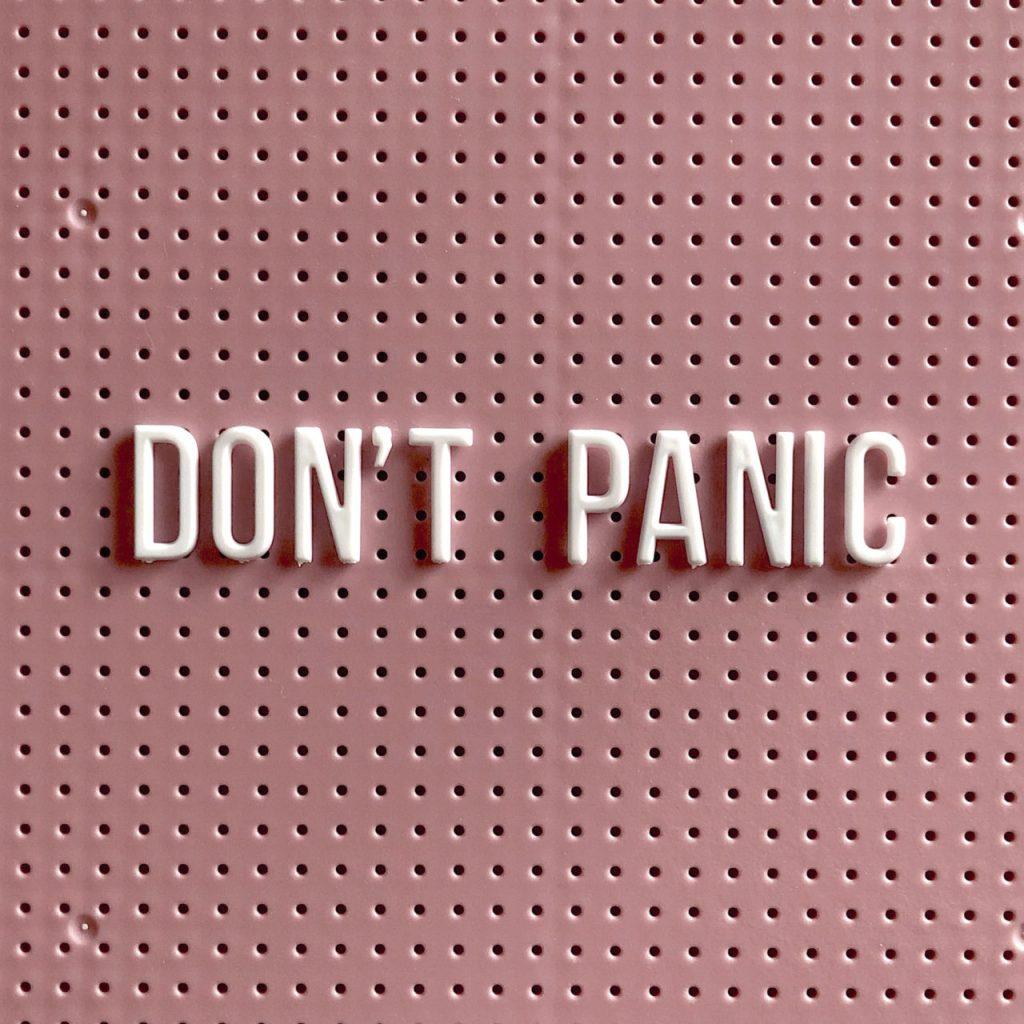 3 maneras para disminuir la ansiedad en estos días