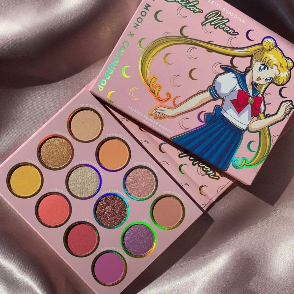 ¡Buenas noticias! La colección Sailor Moon x ColourPop tendrá re-stock