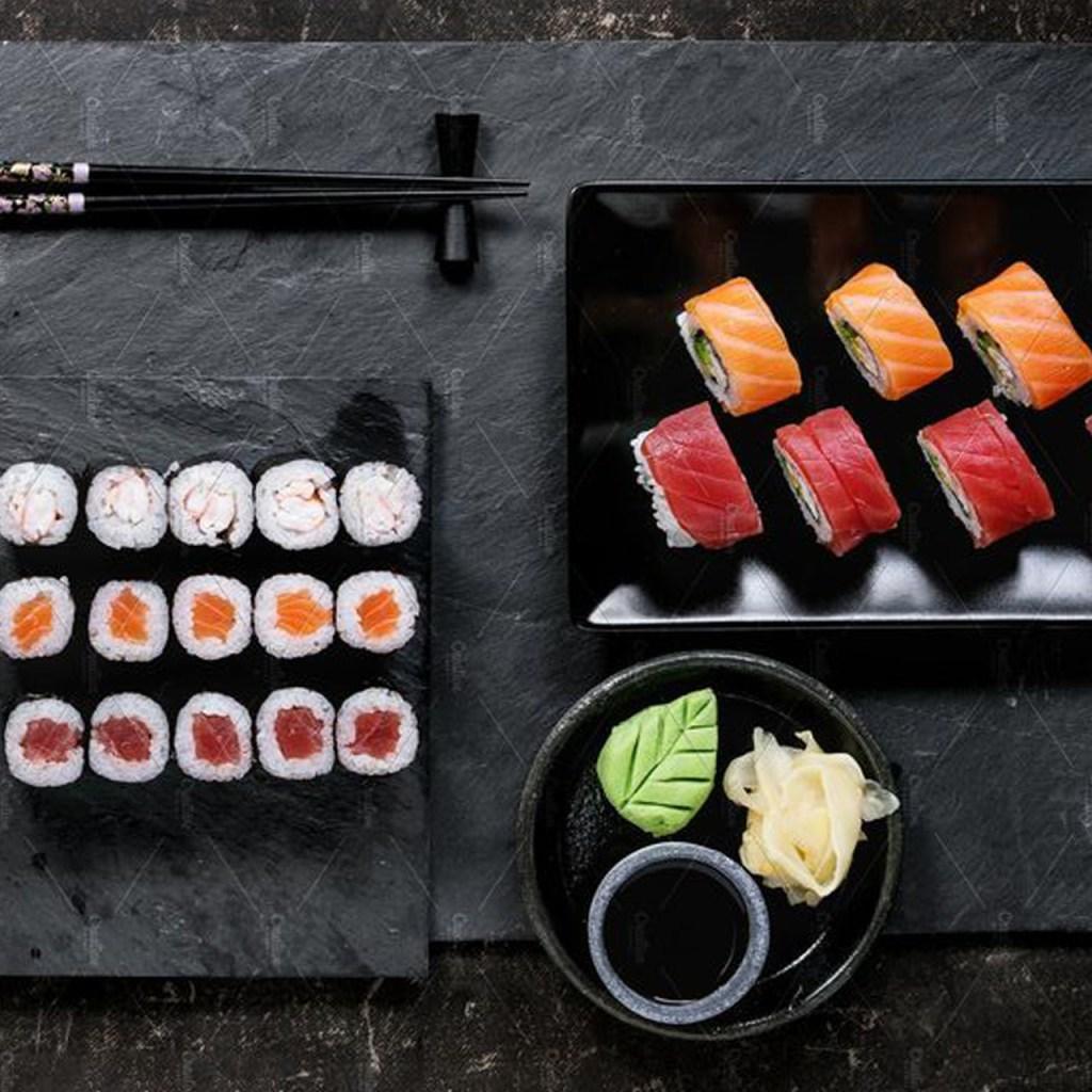 5 restaurantes que te harán tener la sushi date perfecta (en casa)