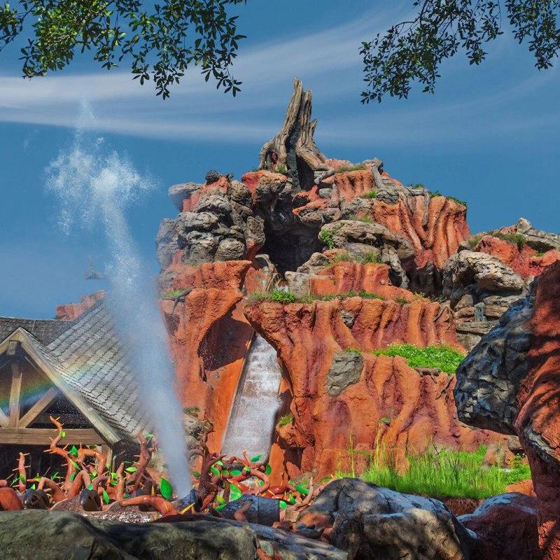 Disney rediseñará su juego Splash Mountain por un importante motivo