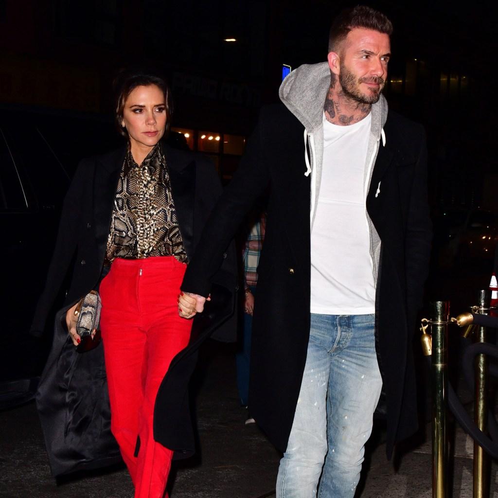 David Beckham reveló cuándo (y cómo) se enamoró por primera vez de Victoria