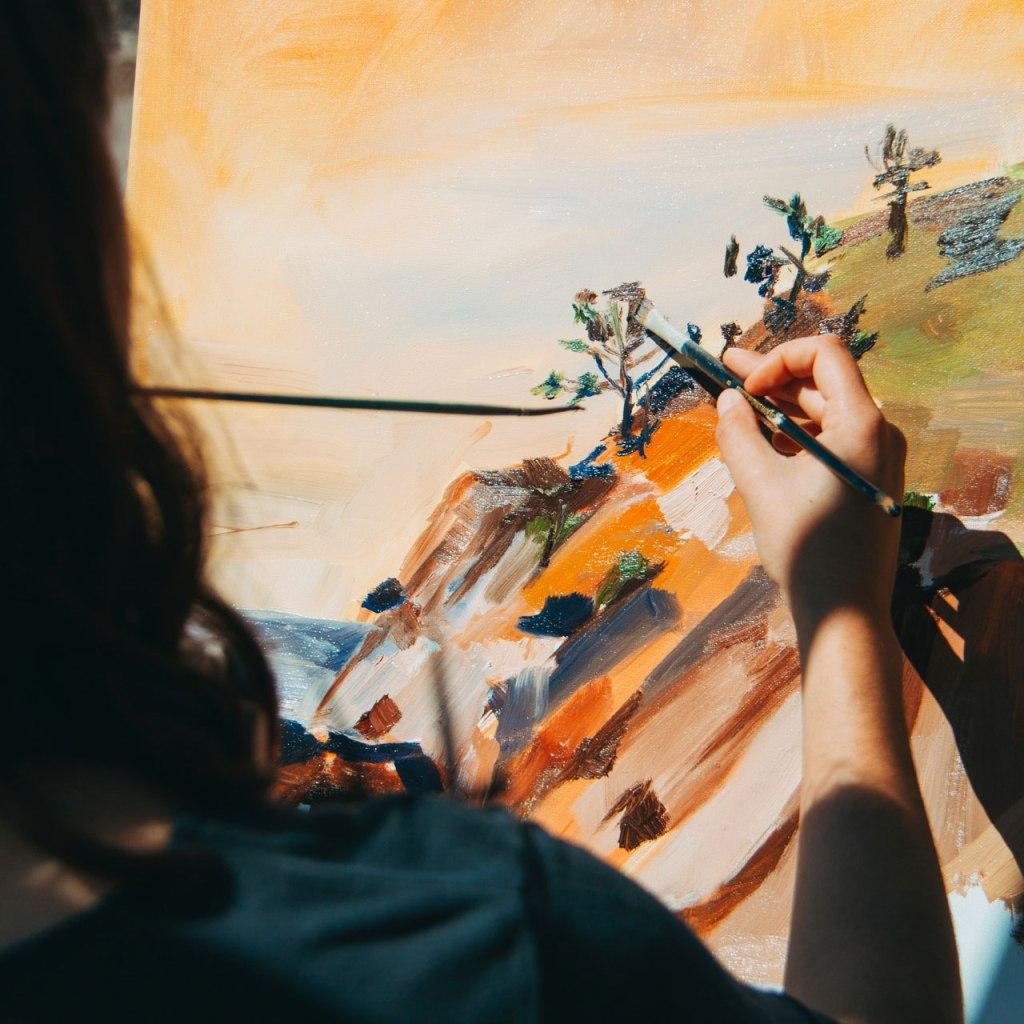 4 maneras de acercarte al arte sin salir de casa