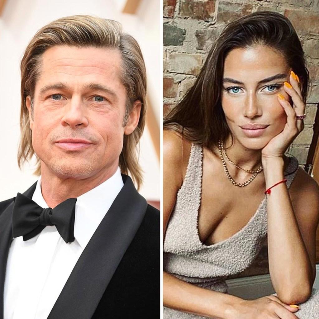 """Nicole Poturalski respondea quien dice que ella y Brad Pitt """"odian"""" a Angelina Jolie"""