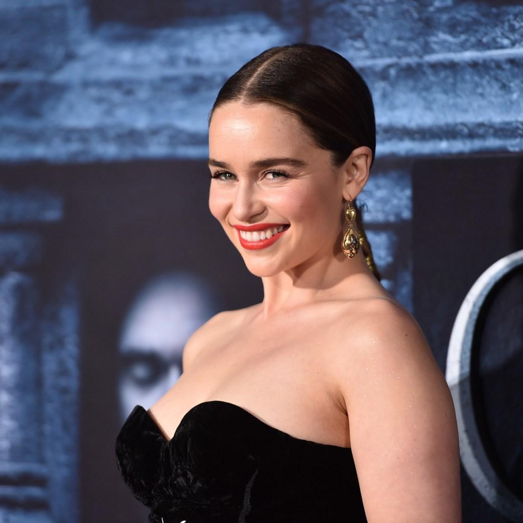 Emilia Clarke reveló los secretos de vestuario en Game of Thrones