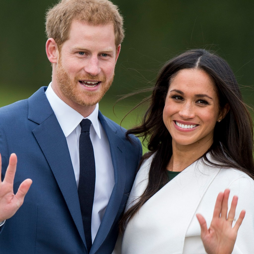 El príncipe Harry y Meghan firman contrato con Netflix