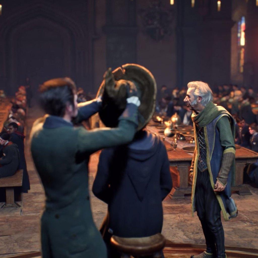 Hogwarts Legacy es el juego de PlayStation que los fans de Harry Potter van a querer