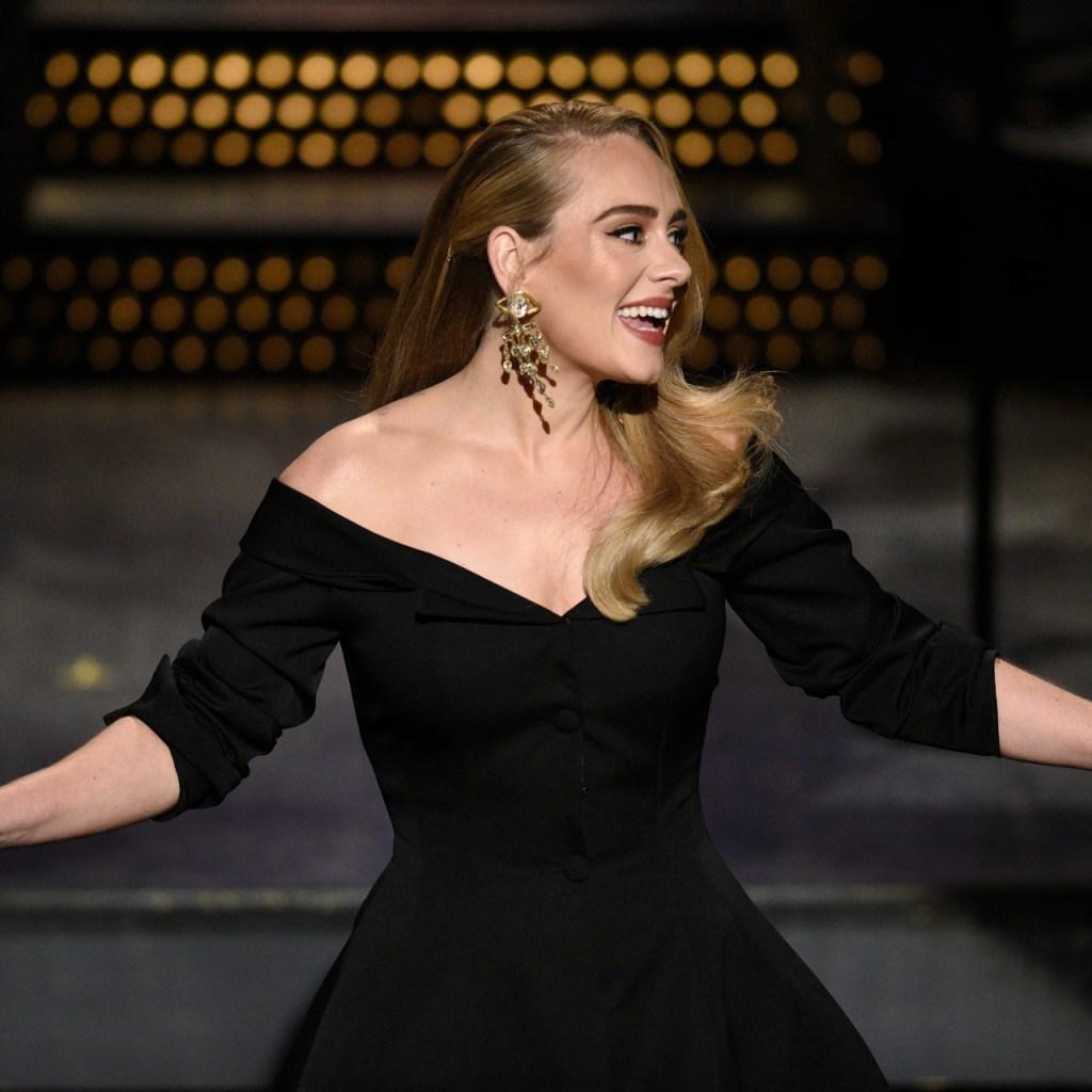 Adele nos recordó a Meryl Streep de los 90 durante su última aparición