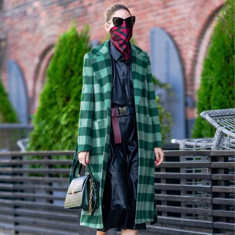 La fórmula de invierno de Olivia Palermo que incluye piezas de Zara