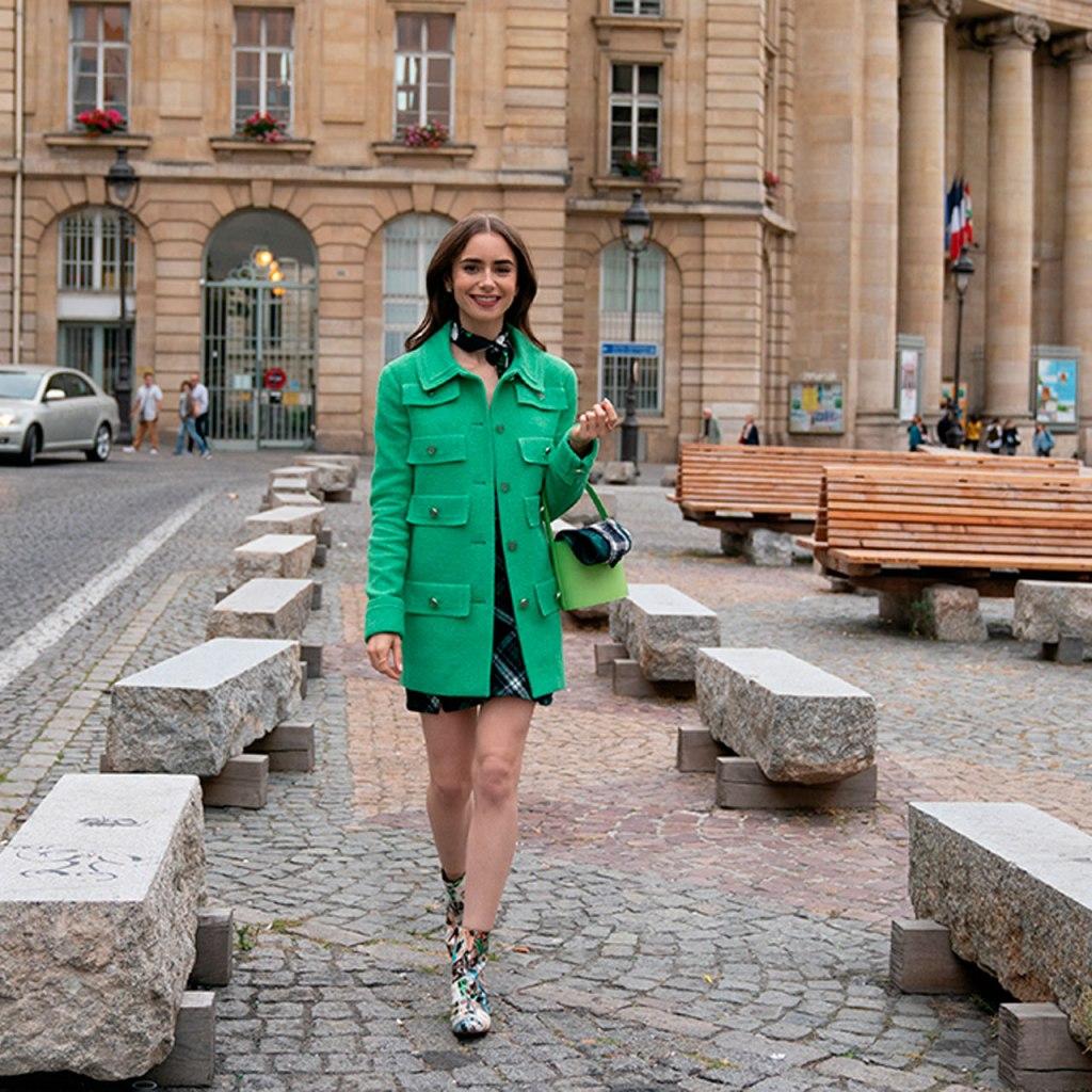 Es oficial: sí habrá segunda  temporada de 'Emily in Paris'