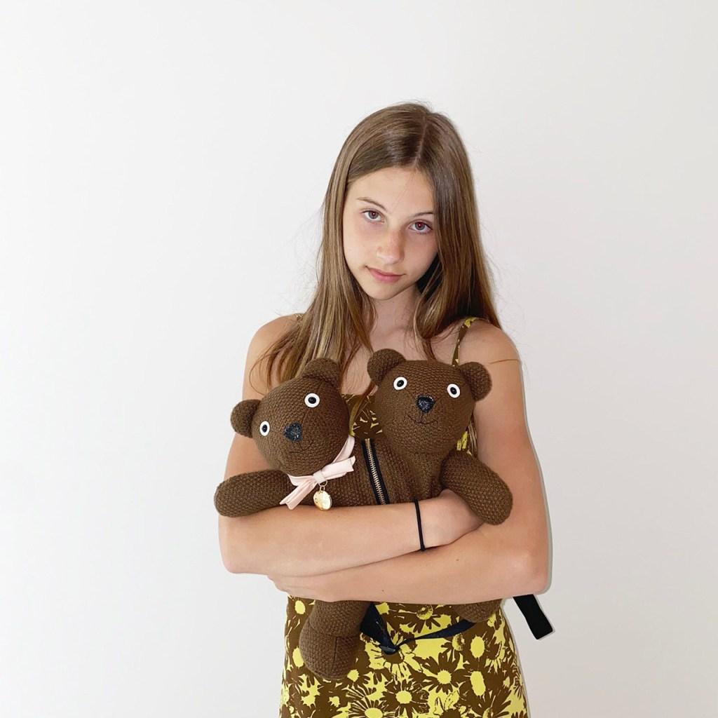 La hija de Sofia Coppola protagoniza la nueva línea de Marc Jacobs