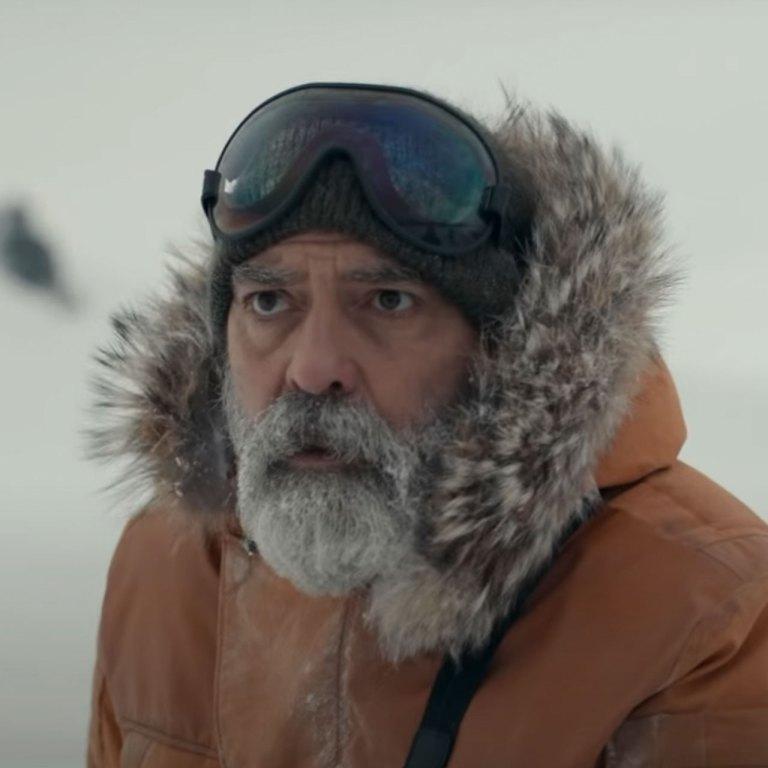 The Midnight Sky, la película dirigida y protagonizada por George Clooney