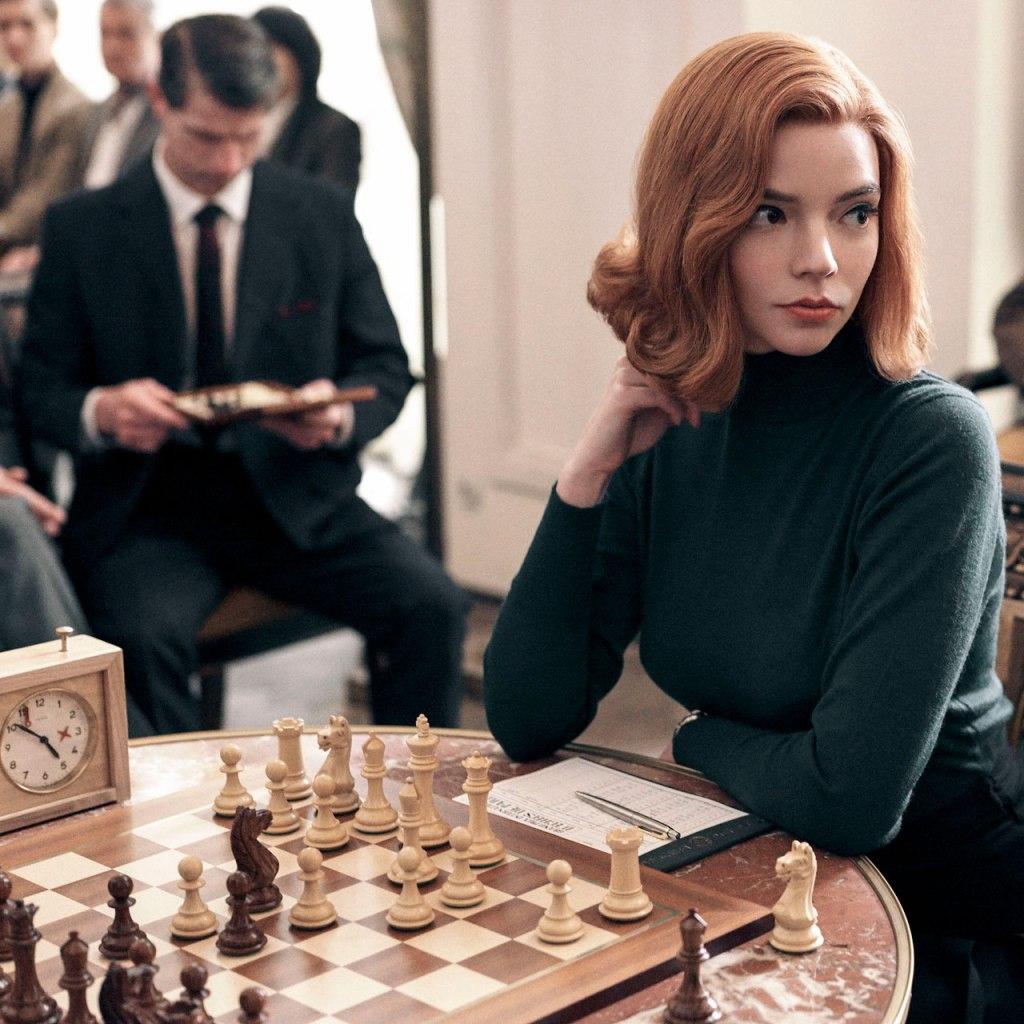 Ahora puedes jugar ajedrez con Beth Harmon de The Queen's Gambit