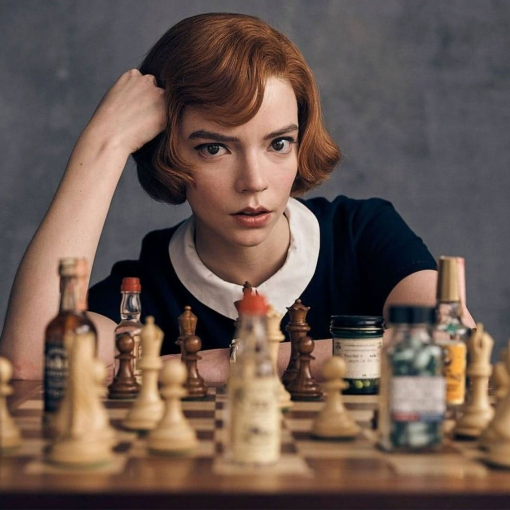 Anya Taylor-Joy: reina del ajedrez y amante de la belleza (estos son sus tips)