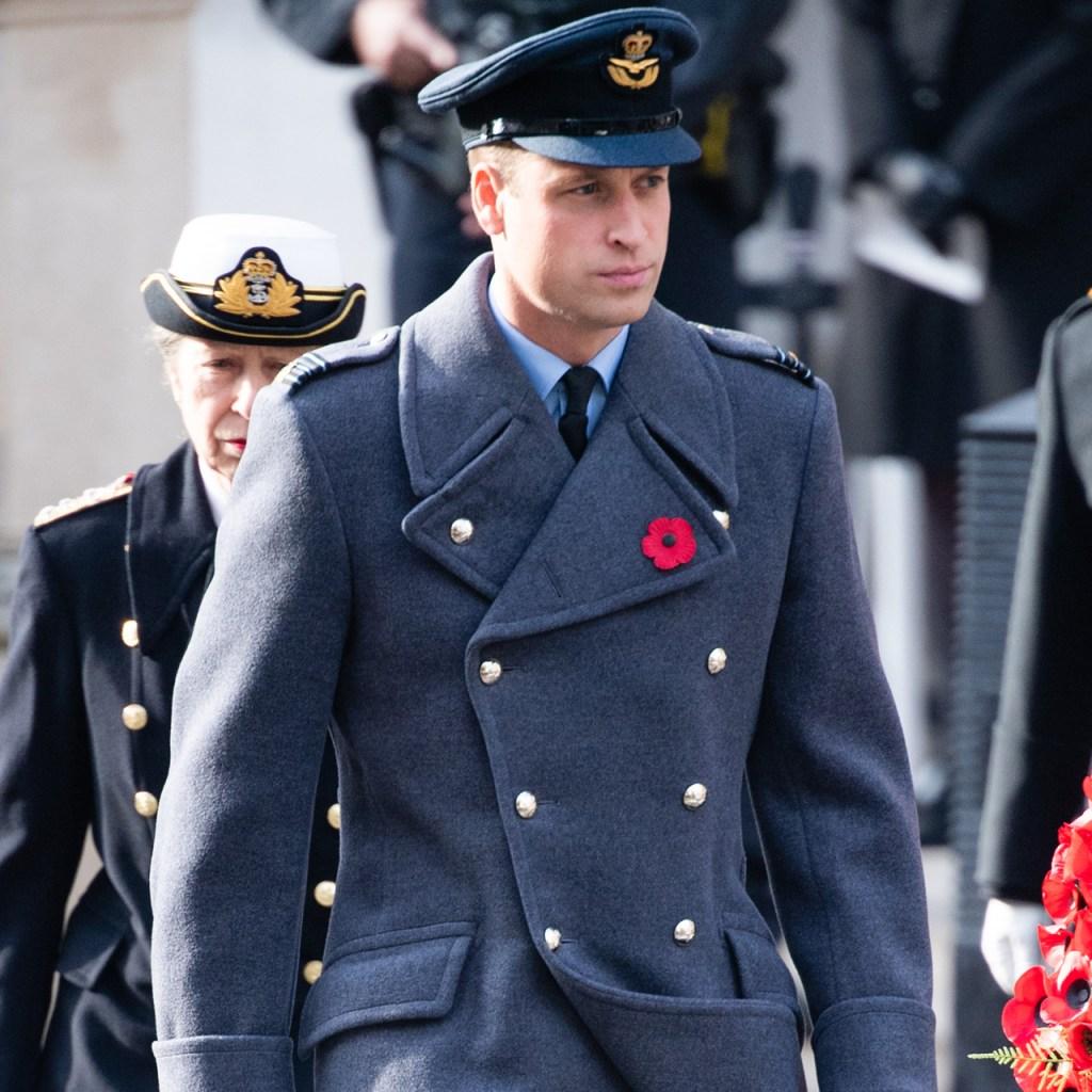 El príncipe William hizo un comentario raro sobre la investigación de Diana