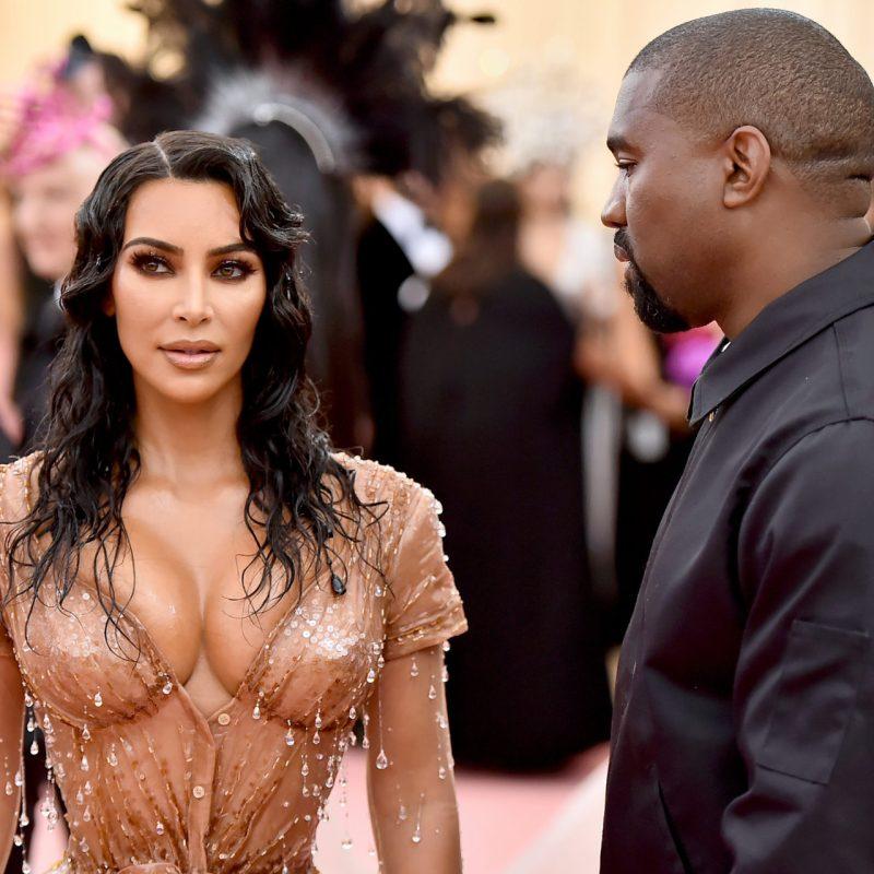 Esto puede llegar a costar el divorcio de Kim Kardashian y Kanye West
