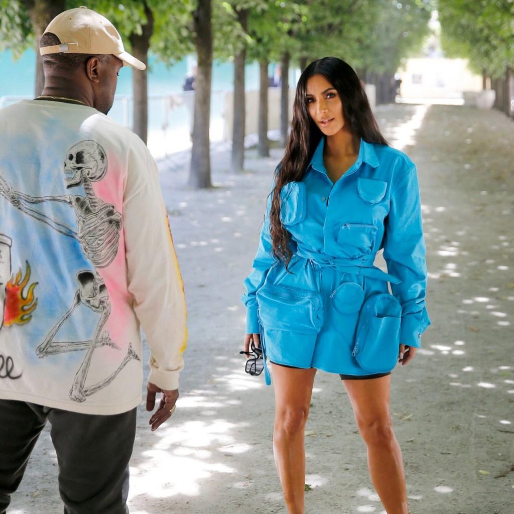 ¿Cómo se vestirá Kim Kardashian sin que Kanye controle su clóset?