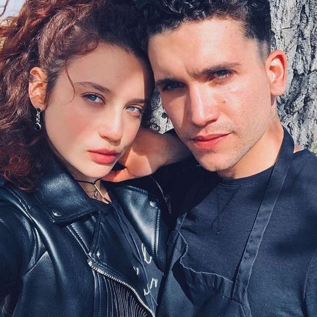 María Pedraza y  Jaime Lorente podrían haber terminado su relación
