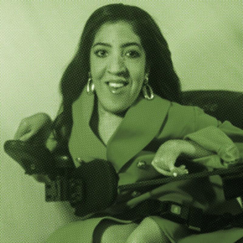 Ferny Ruíz, soñadora y activista que te conmoverá su historia
