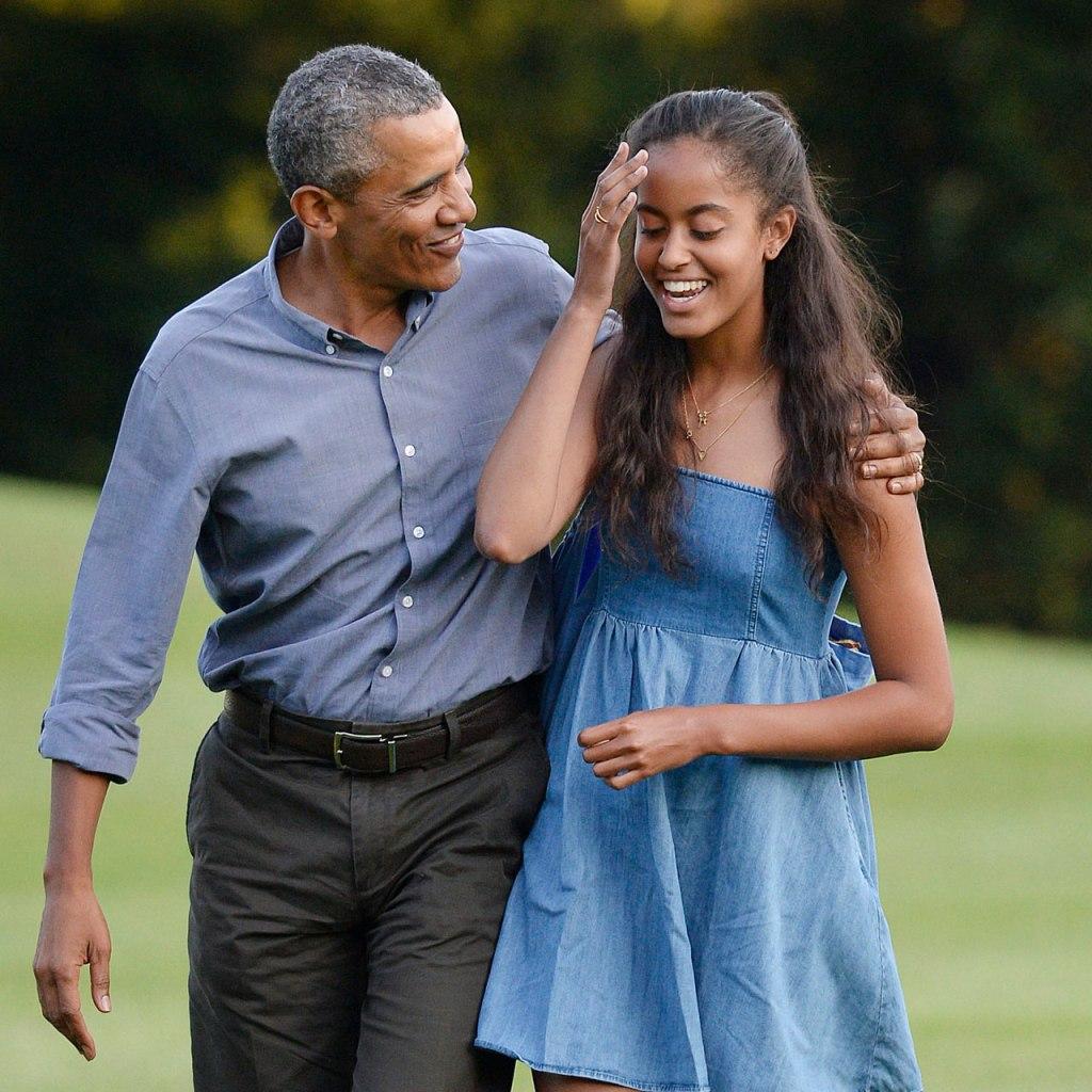 Malia Obama está trabajando como escritora en una serie de Amazon