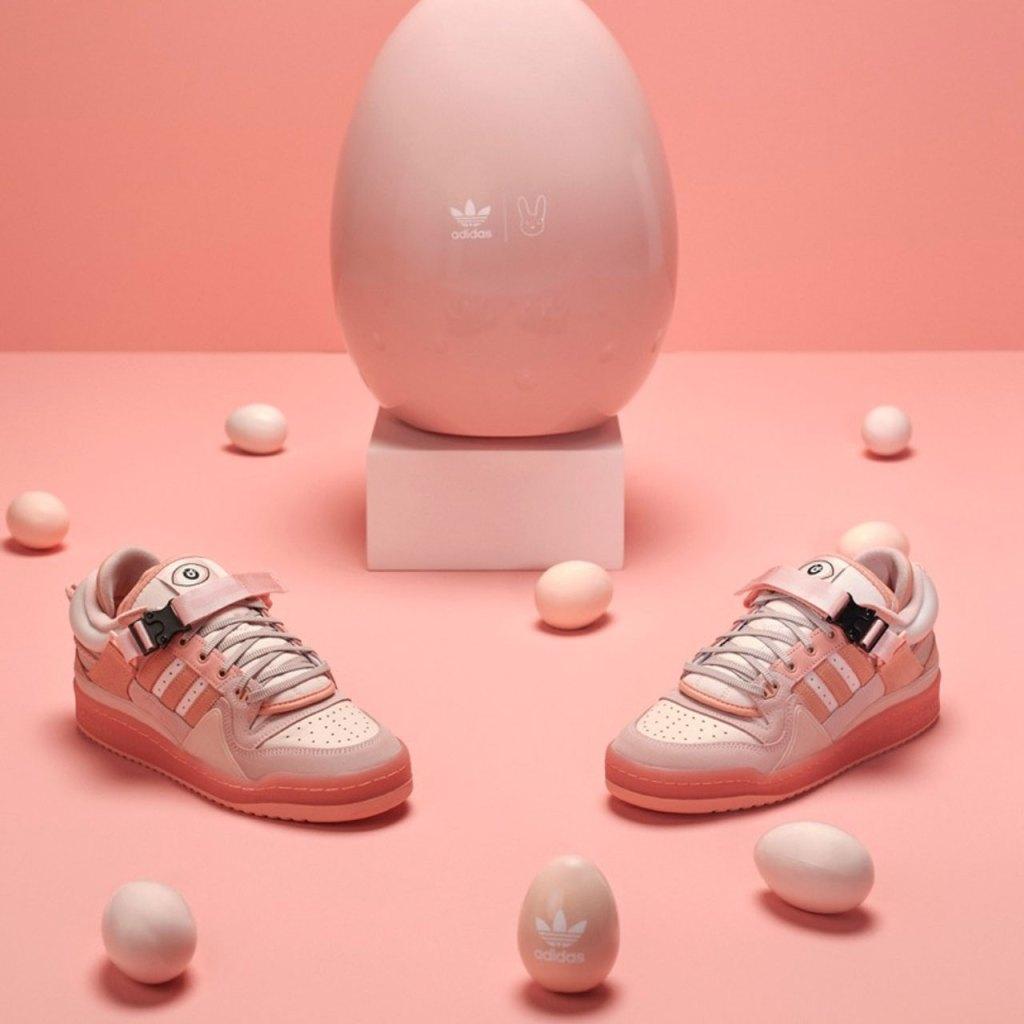 """""""Easter Egg"""": Bad Bunny anunció una nueva collab con adidas"""