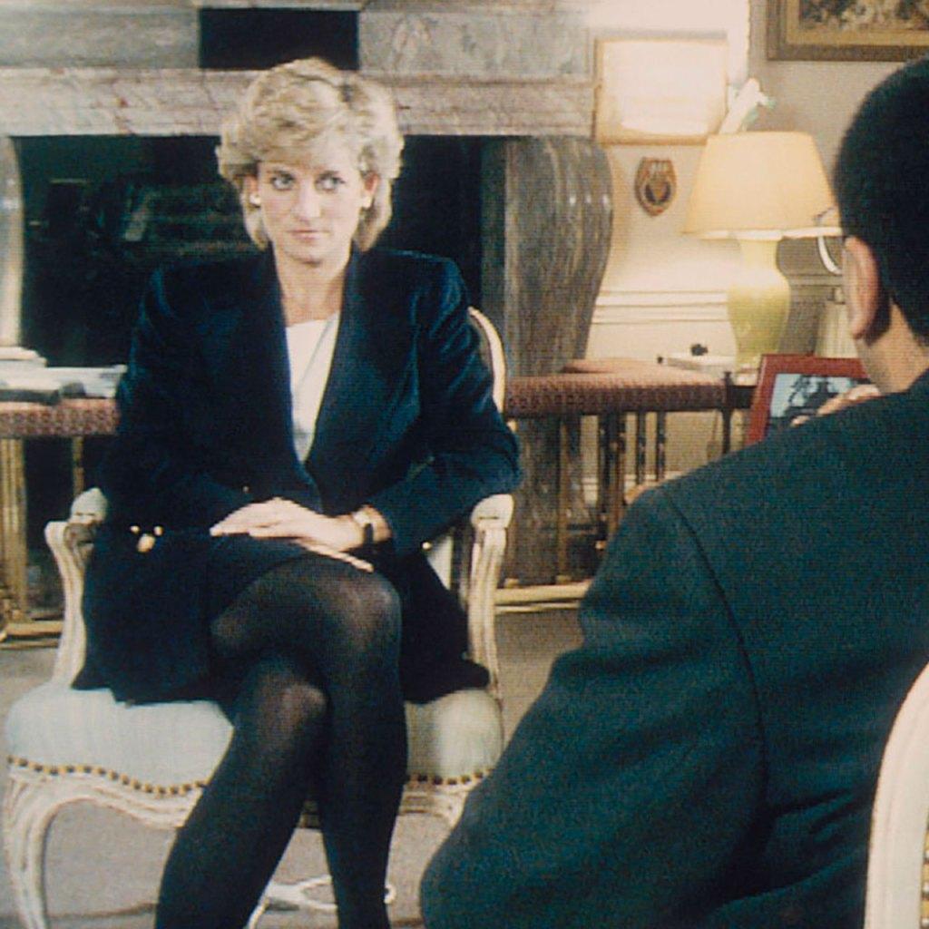 El clip de la princesa Diana que están comparando con la entrevista de Meghan