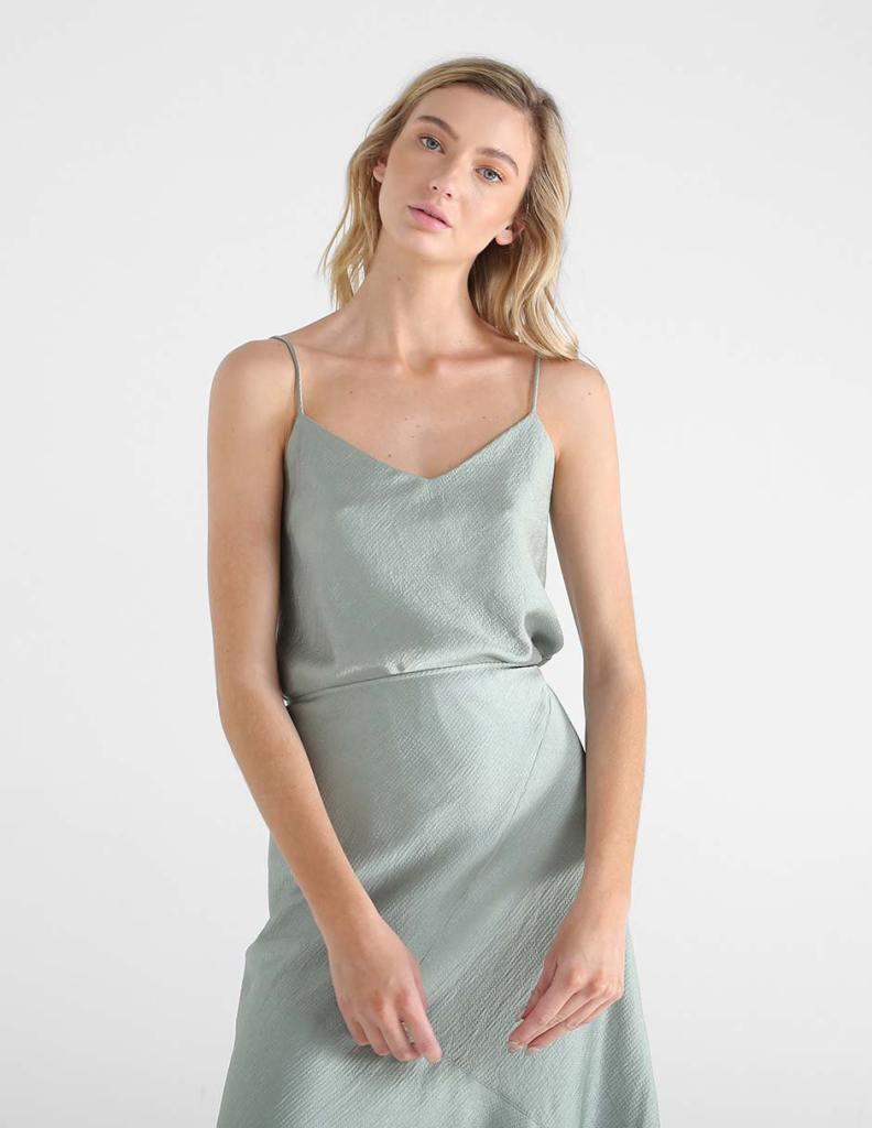 Set de falda y blusa Club Mónaco – Blusa