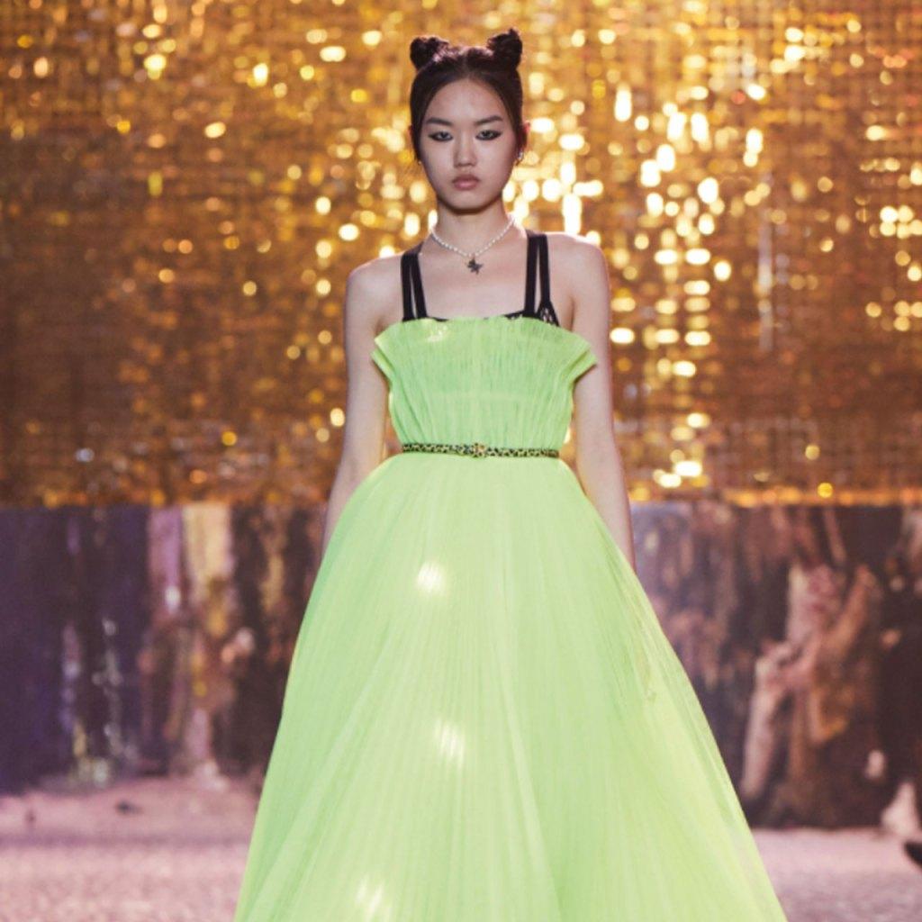 Disco vibes: Dior presenta su más reciente colección en Shanghai