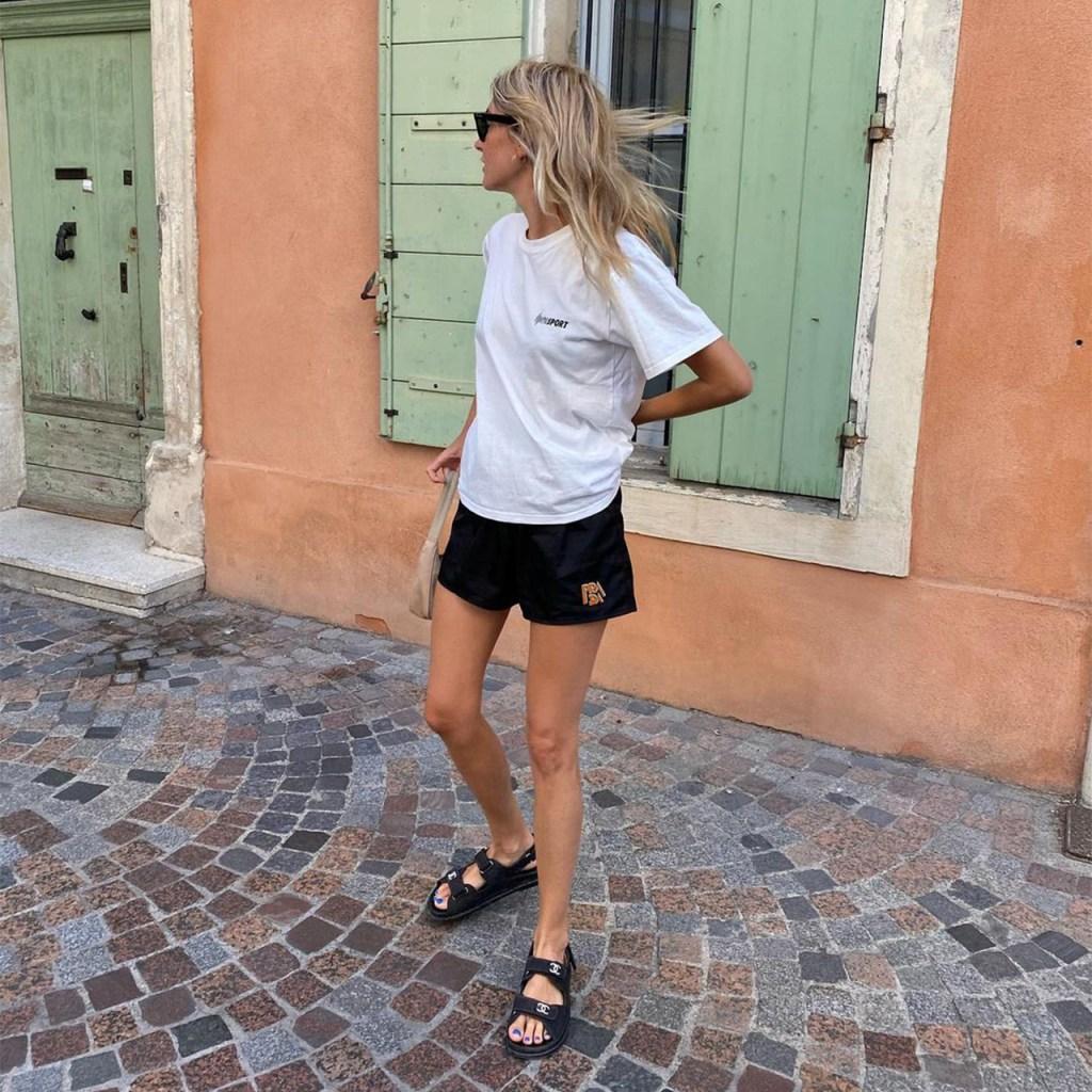 Olvídate de los shorts de mezclilla, estos son los más cool para el verano