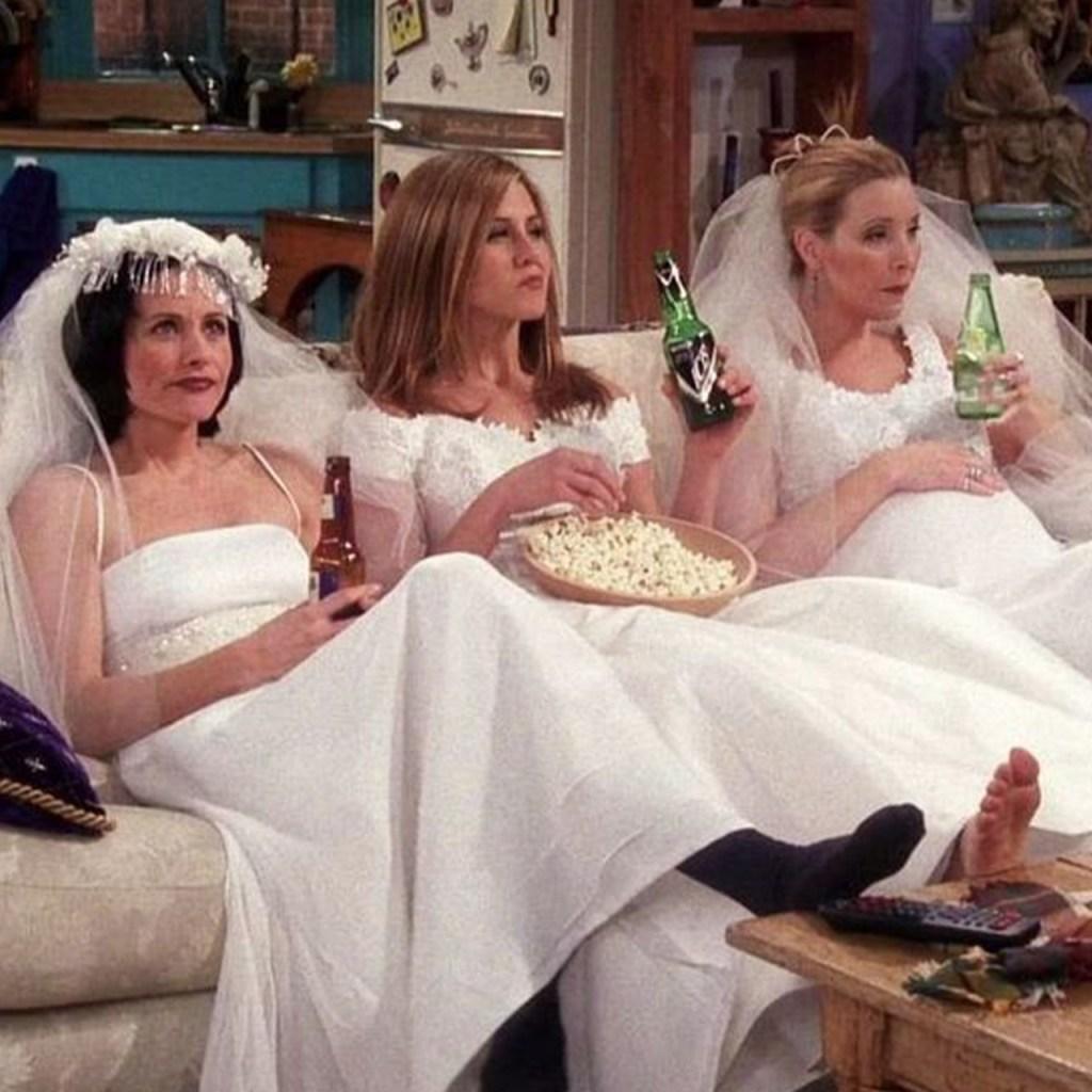 """7 puntos de placer femenino que nos enseñó """"Friends"""""""