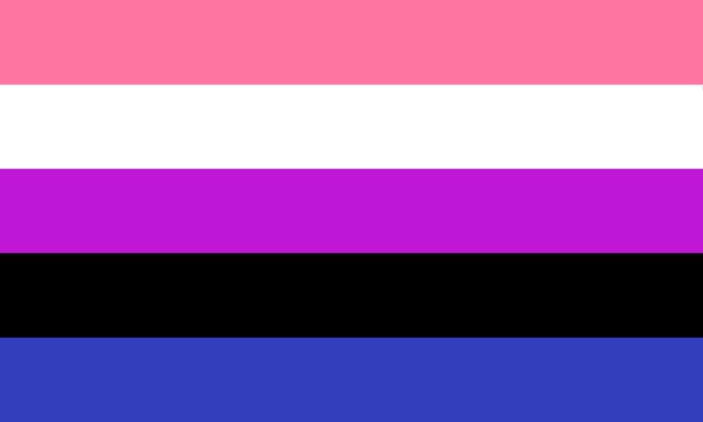 banderas lgbt gender fluid
