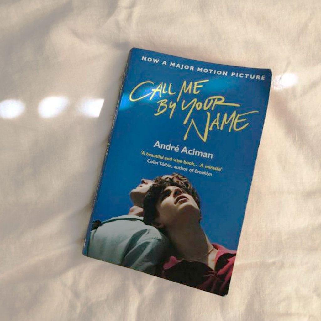 Si te gustó la novela de 'Call me by your name' estos libros te van a encantar
