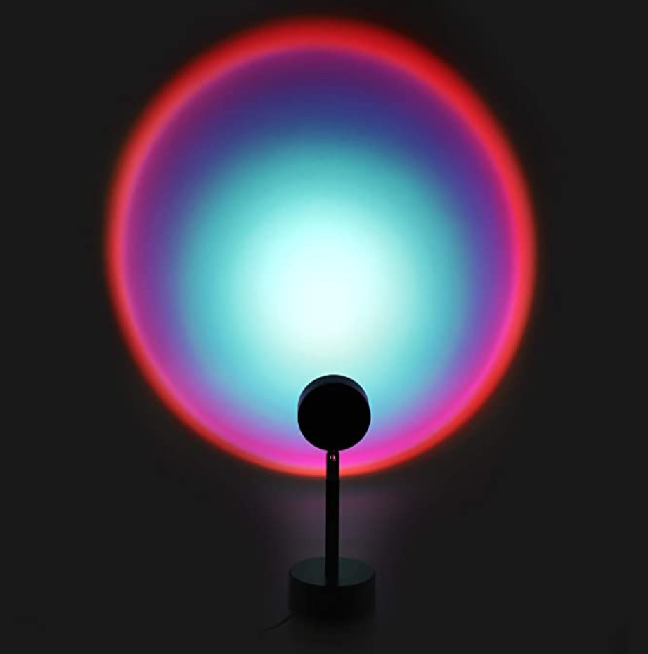 james turrell lámpara low cost