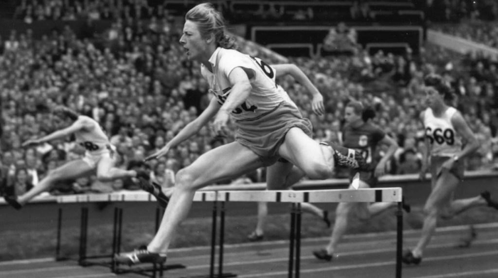 Fanny Blankers-Koen juegos olímpicos