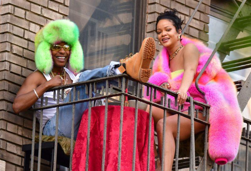Rihanna A$AP