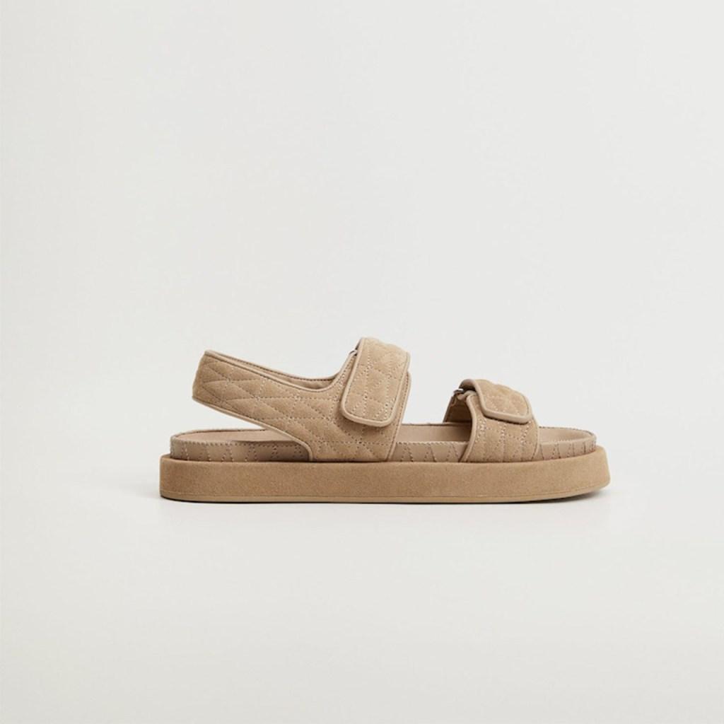 cómo llevar dad sandals