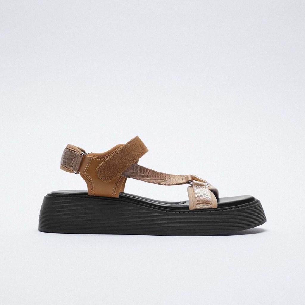 cómo usar dad sandals
