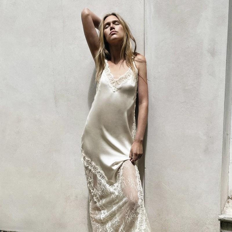¿Te casarías con un vestido de novia Zara? Esta es su nueva colección bridal