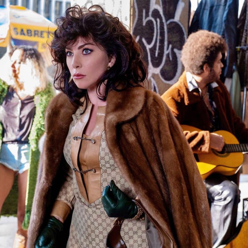 Los mejores looks de Lady Gaga en House of Gucci (so far)