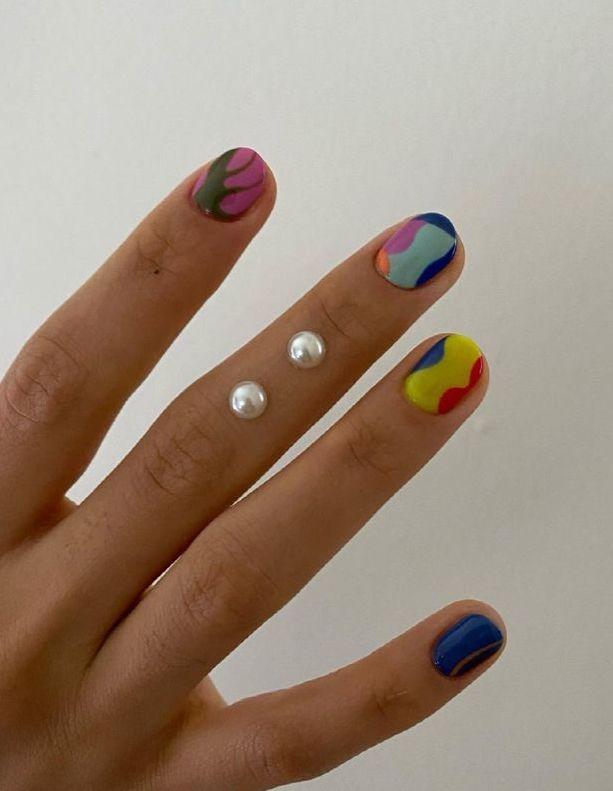 tendencias de uñas para otoño