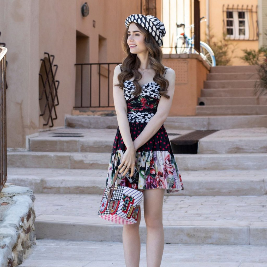 Las primeras fotos oficiales de la nueva temporada de Emily in Paris